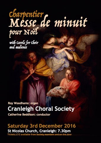 messe de minuit - cranleigh choral society