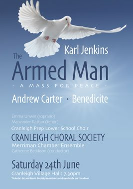 the armed man - cranleigh choral society