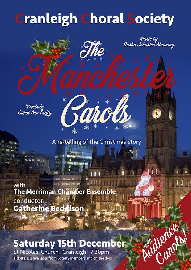 The Manchester Carols - cranleigh choral society