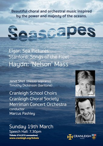 seascapes - cranleigh choral society