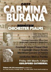 Carmina Burana - Cranleigh Choral Society