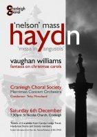 Haydn Nelson Mass - Cranleigh Choral Society