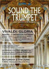 sound the trumpet - cranleigh choral society